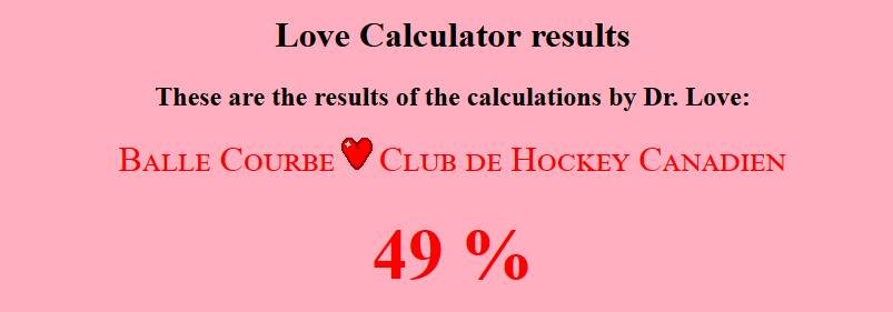 Love Calculator 2015