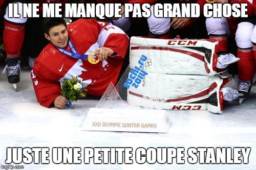 Meme Carey Price
