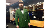 Brent Burns St-Patrick