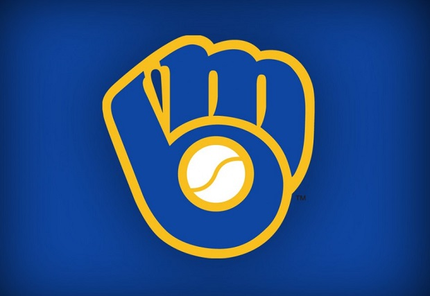 Logo des Brewers de Milwaukee
