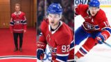 1er trio canadiens montreal 2018-19