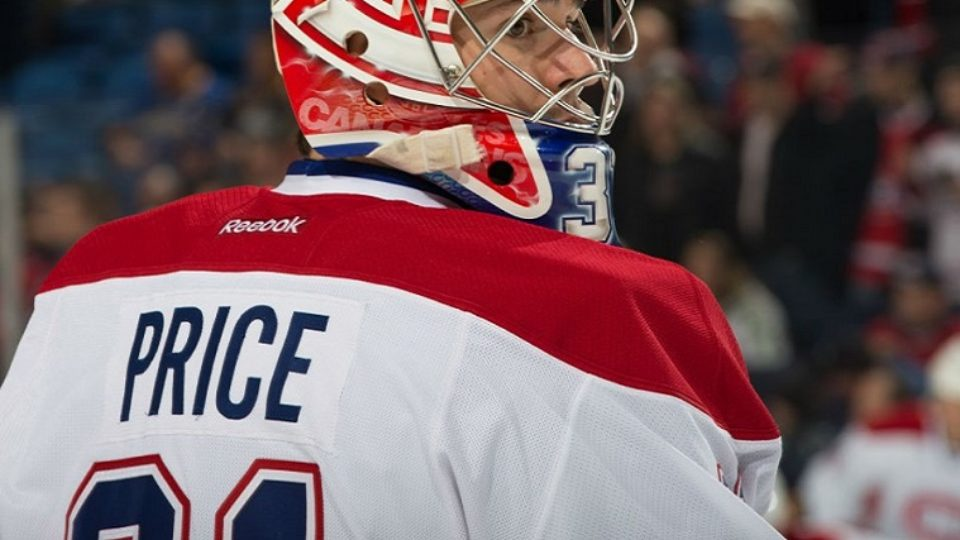 canadiens carey price