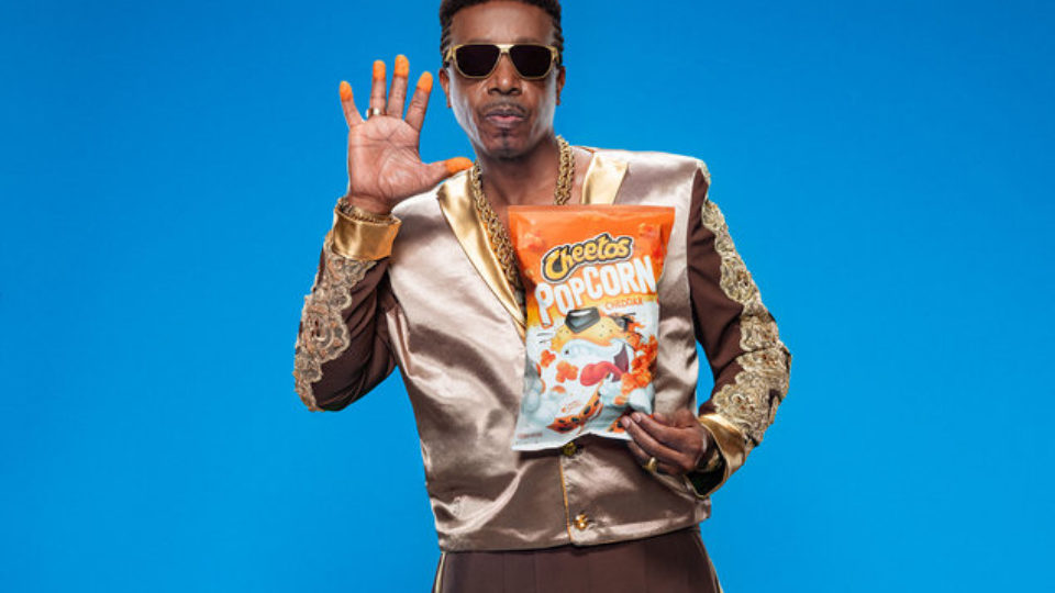 MC Hammer et Cheetos au Super Bowl LIV