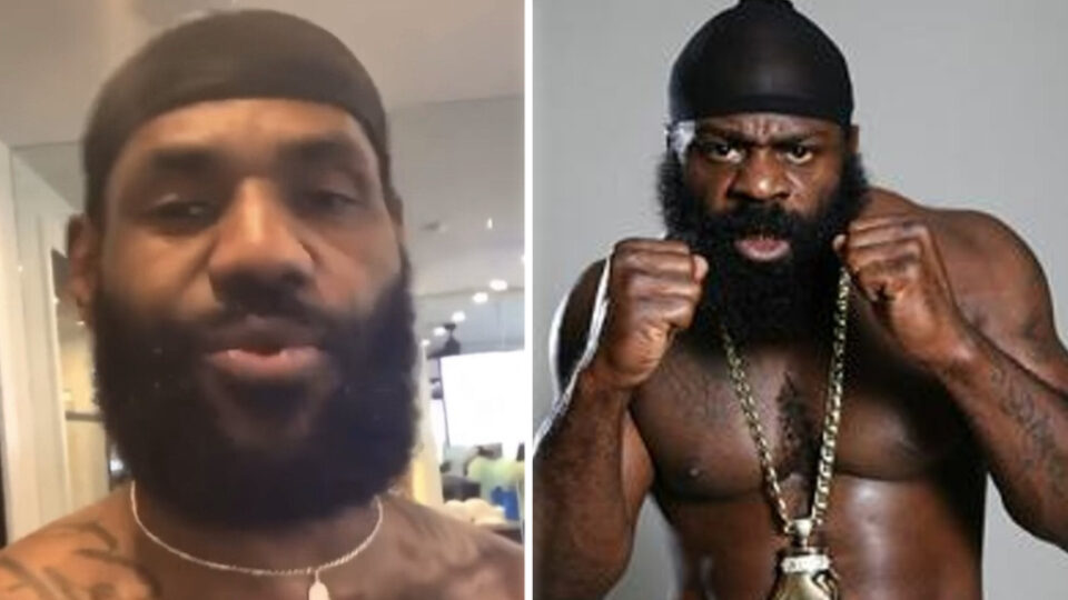 LeBron James et Kimbo Slice